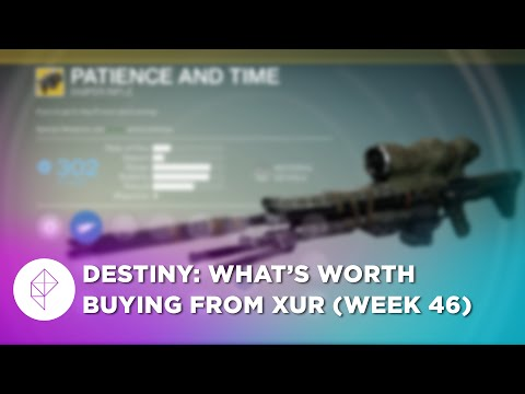 Here's what's worth buying from Destiny's Xur, July 24-26