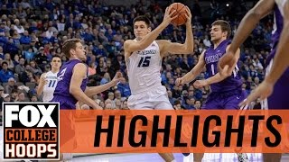 (8) Creighton routs Truman State 101-69 | 2017 COLLEGE BASKETBALL HIGHLIGHTS