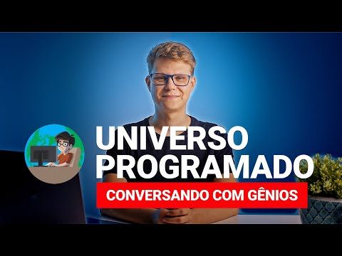 Conversei Com O Gênio Por Trás Do Universo Programado (Victor Dias)