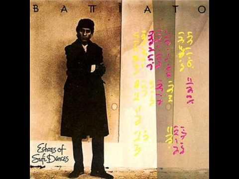Franco Battiato - No time no space - 1985