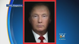 Trump, Putin Morph Into Same Person On Time Magazine Cover