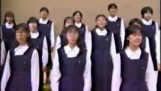 「津軽民謡風俗めぐり」あいや節幻想曲(青森県立青森高等学校)