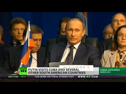 Putin writes off $32 billion of Cuban debt
