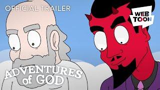 Video Adventures Of God Trailer - 45s download MP3, 3GP, MP4, WEBM, AVI, FLV Maret 2018