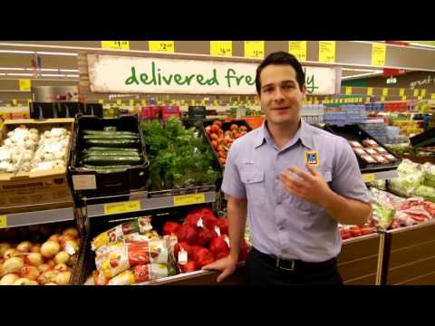 Anvil Media ALDI Australia staff training video