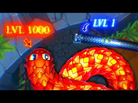 Little Big Snake 😂 Super Rebel Killer Level 1👶