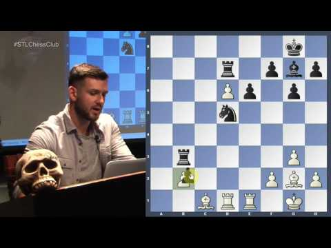 OppositeColored Bishops with Major Pieces  Mastering the Middlegame  GM Cristian Chirila