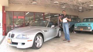 2000 BMW M Roadster for sale with test drive, driving sounds, and walk through video