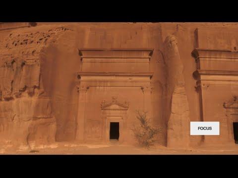 Arabie saoudite : Al-Ula, un trésor archéologique qui s'ouvre aux touristes