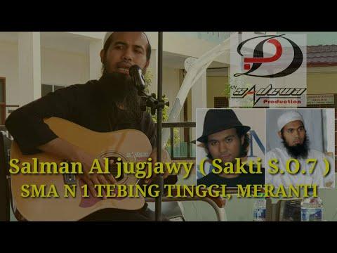 SALMAN AL JUGJAWY (SAKTI SO7 ) DI SMA N 1 TEBING TINGGI, MERANTI