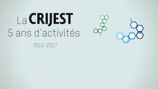 La CRIJEST, 5 ans d'activités