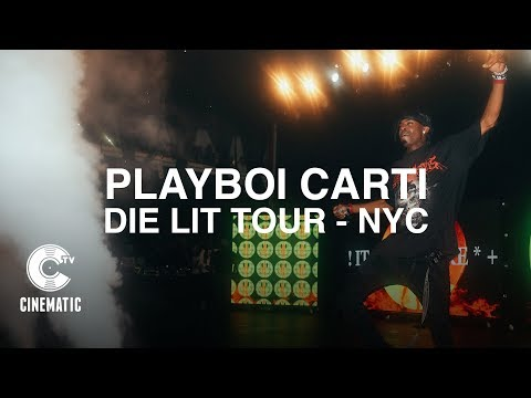 CTV Live: Playboi Carti 'Die Lit Tour'