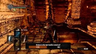 Dark Souls SL6 Deprived Part 05
