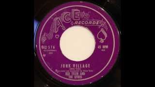 Red Tyler And The Gyros  - Junk Village