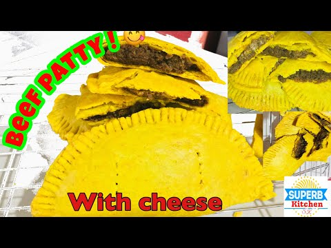 Jamaican Beef Patty recipe/how to make it. #Jamaicanbeefpatty #beefpattyrecipe #jamaicanfood