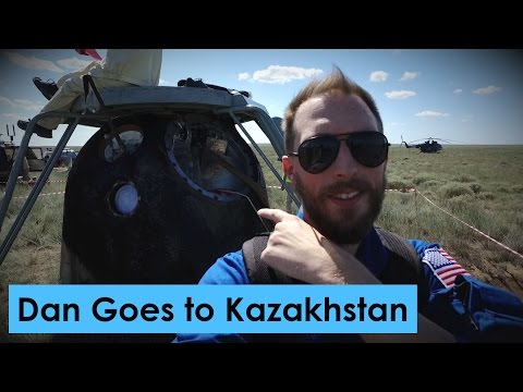 Dan Goes to Kazakhstan