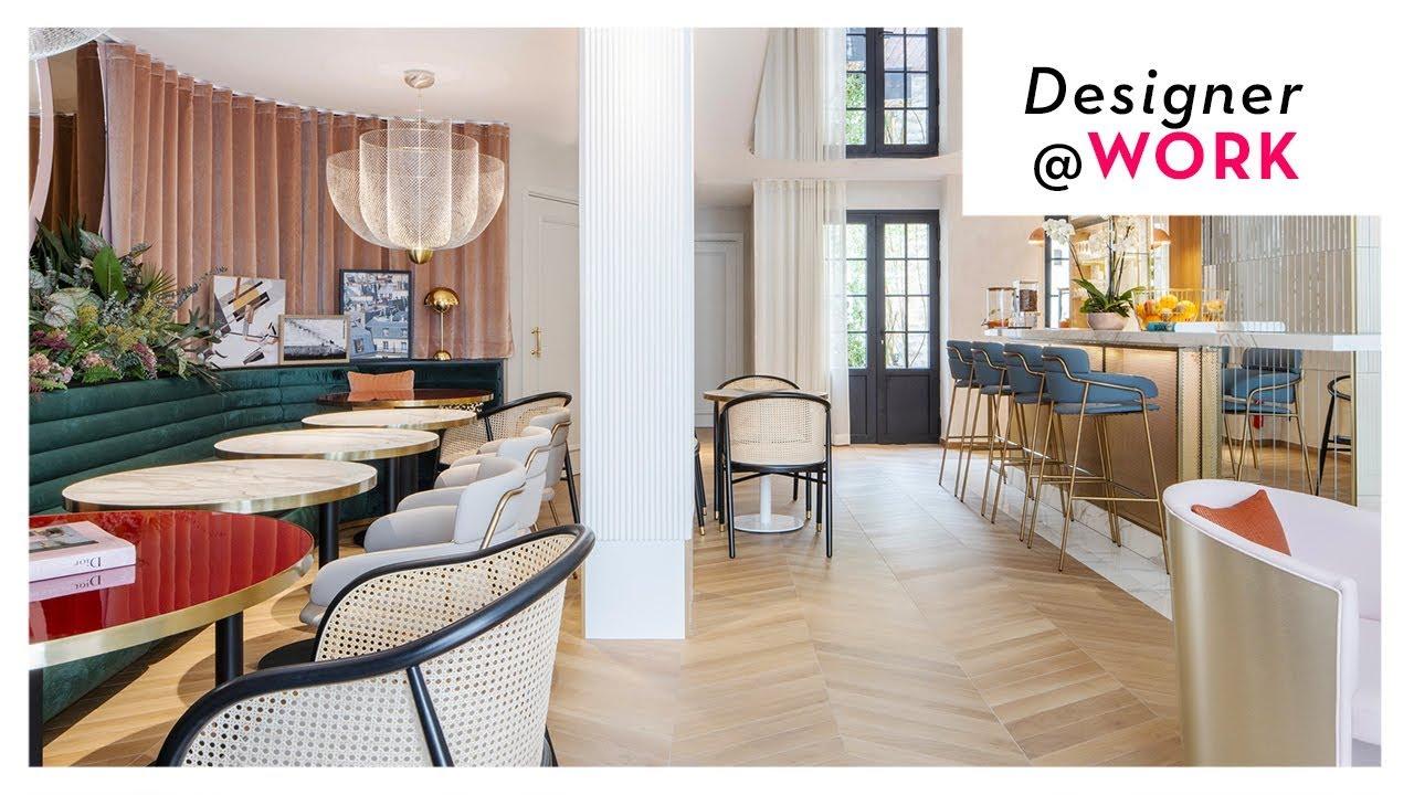 Architecte Interieur Paris Petite Surface laurent maugoust, architecte d'intérieur at work