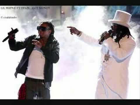 Lil Wayne ft TPain  Got Money
