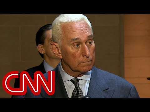 Roger Stone reveals he talked to Trump campaign about WikiLeaks in 2016