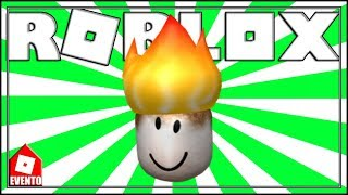 Roblox event How to win the item (Marshmallow Head)