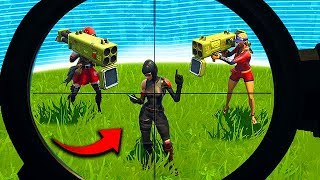 WHEN EMOTES SAVE YOUR LIFE! -  Fortnite Funny Fails! #393