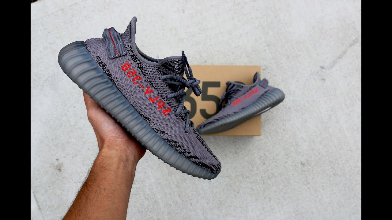 Unboxing + 8266 revisi ó n: adidas yeezy 350 350 youtube v2 beluga