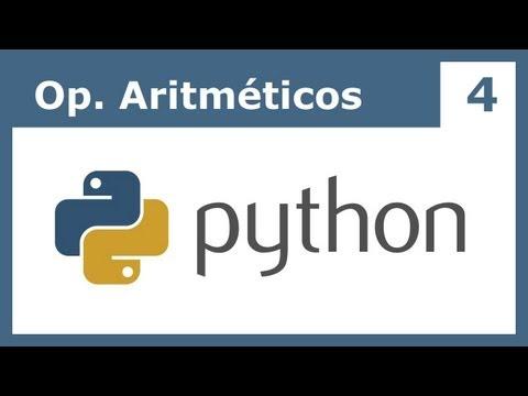 Tutorial Python 4: Enteros, reales y operadores aritméticos