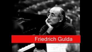 Watch music video: Friedrich Gulda - Ballade No.3 in A flat, Op.47