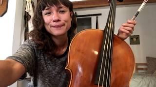 Cello Upgrade!!!!