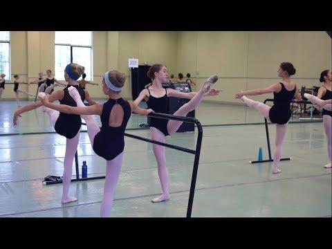 Tulsa Ballet Summer Intensive - Pointe to the Future