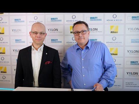 Control 2016 -Interview mit Uwe Keller, Dr. Heinrich Schneider Messtechnik GmbH