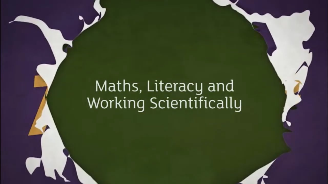 Maths, literacy and working scientifically in Activate KS3 science