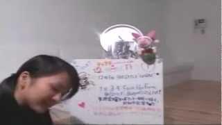Perfume BEE-HIVE カメラ 2003-12-08 かしゆか その2 webcam (あと10分以上映像があるはずですが、手元にございません。)