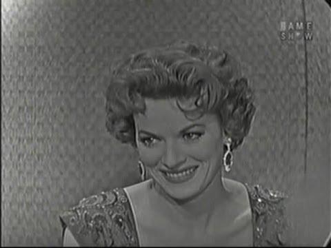 What's My Line? - Maureen O' Hara; Martin Gabel [panel] (Dec 27, 1959)