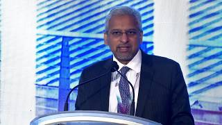Statistics on The Growth of Indian Economy by Ajit Isaac (Quess Corp)