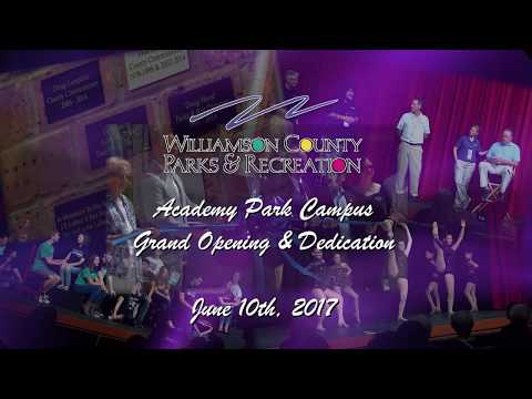 WCPR Academy Park Campus - Grand Opening & Dedication (2017)