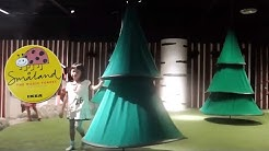 Kids Playground Smaland IKEA Alam Sutera Indonesia