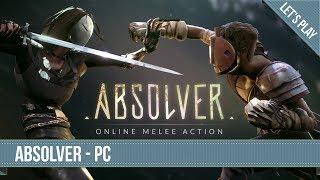 Absolver - Let's play tuto et début du jeu (PC #1)