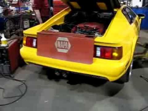 Lotus Esprit Twin Turbo V8