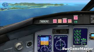 Flight Simulator X: Caribbean Landing Tutorial