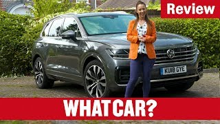 2019 Volkswagen Touareg review – Superior to the Audi Q7? | What Car?