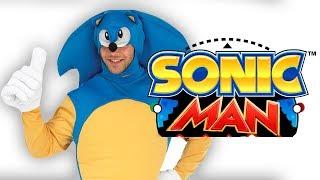 Sonic Man Gameplay
