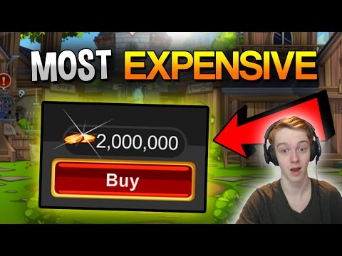 MOST EXPENSIVE ITEM IN AQW 2016 !!!