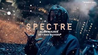 [3D+BASS BOOSTED] ALAN WALKER - SPECTRE | hymn.AE