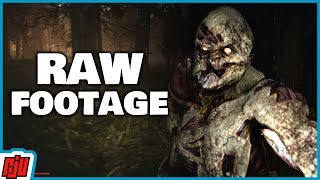 Raw Footage Part 3 (Ending) | Indie Horror Game | PC Gameplay