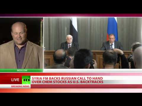 September 11 2013 Breaking News Russia President Putin Plea for Caution to Americans About Syria