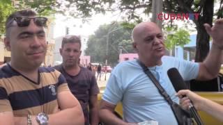 """""""No hay máquinas porque la cuenta no da"""" – Reacciones al control de precios de taxis en Cuba"""