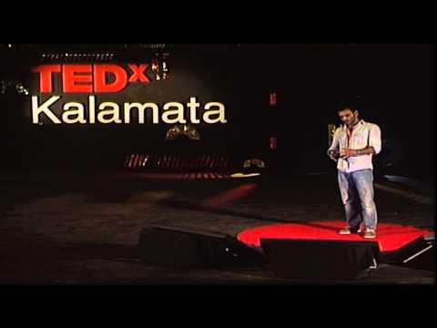 Battle for the news: Aris Messinis at TEDxKalamata