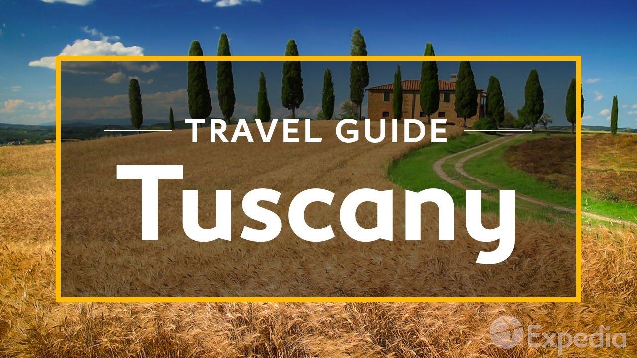 Tuscany Vacation Travel Guide Expedia YouTube