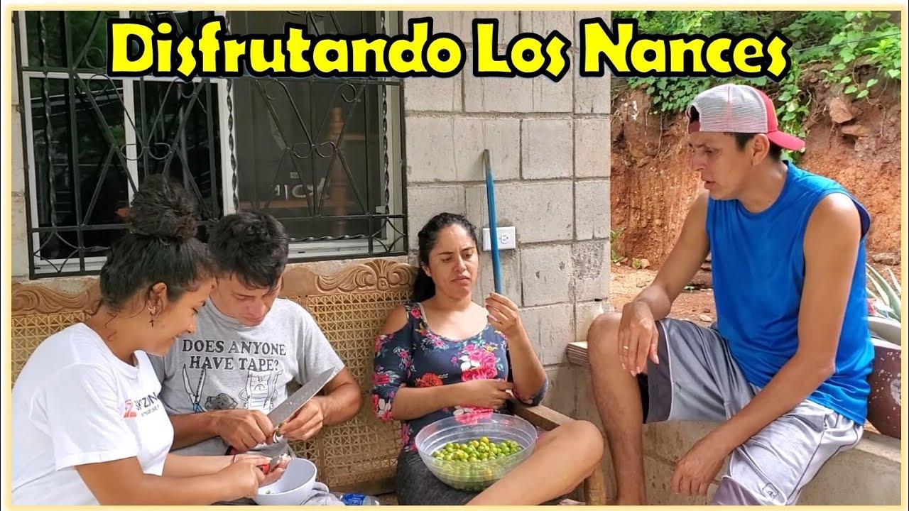 -Disfrutando Ya De Los Ricos Nances En Casa De David, Hueso Afirma Que Fátima Es Exagerada-